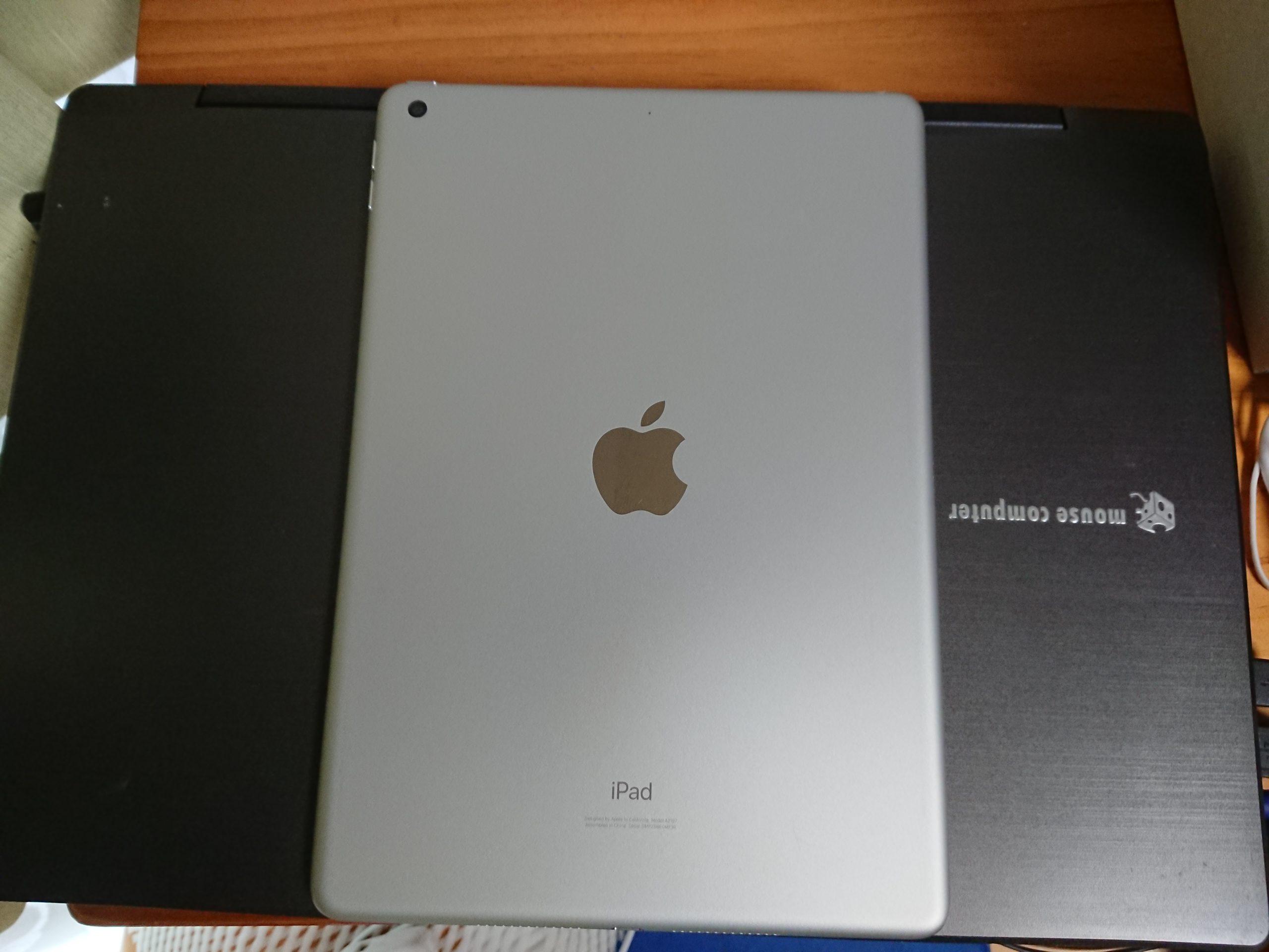 iPad10.2第7世代の大きさ